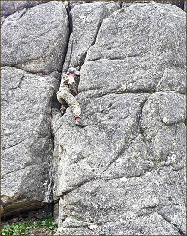 Ергаки. Шикарный поход в июне 2009, 2 часть