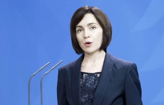 Новый президент Молдавии Майя Санду «рвётся» в Москву