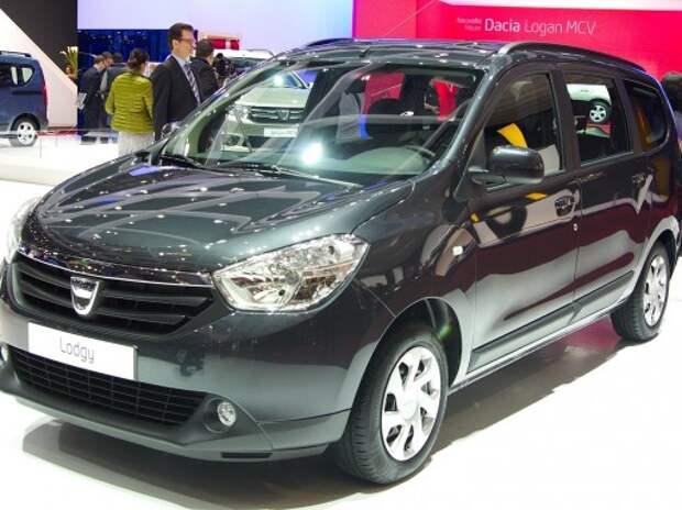 Renault может сократить линейку моделей Dacia