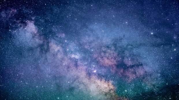 NASA представило захватывающий снимок центра Млечного Пути