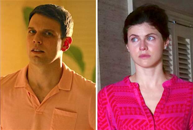 The TVLine Performers of the Week: Jake Lacy and Alexandra Daddario