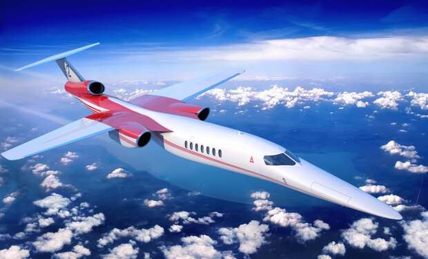 Разработчик закрыл проект по созданию сверхзвукового пассажирского самолета Aerion