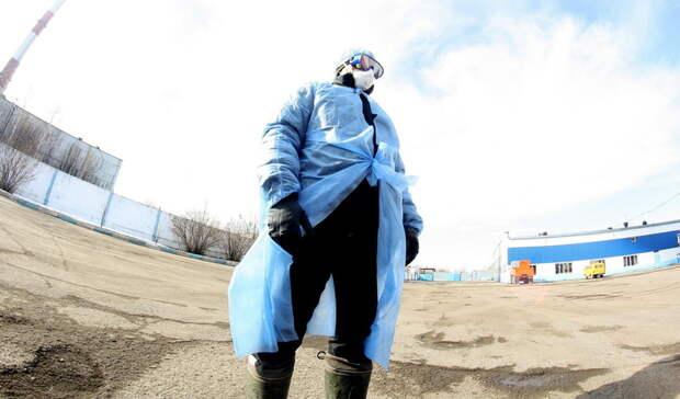 В Оренбуржье количество заболевших коронавирусом перевалило 40 тысяч человек