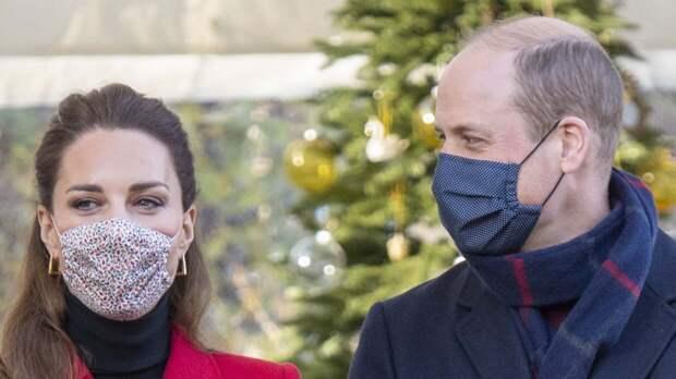 Принц Уильям и Кейт Миддлтон показали фото подросшего сына Луи