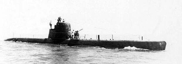 Maлая подводная лодка типа «Малютка» XII серии