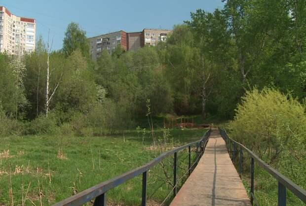 Аварийный мост через Подборенку в Ижевске могут отремонтировать в октябре