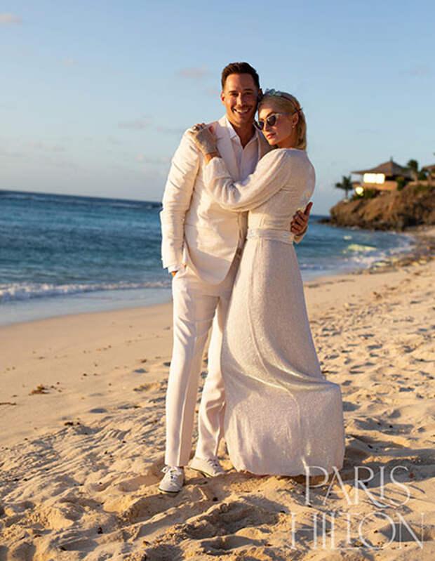Пэрис Хилтон выходит замуж: фотографии помолвки
