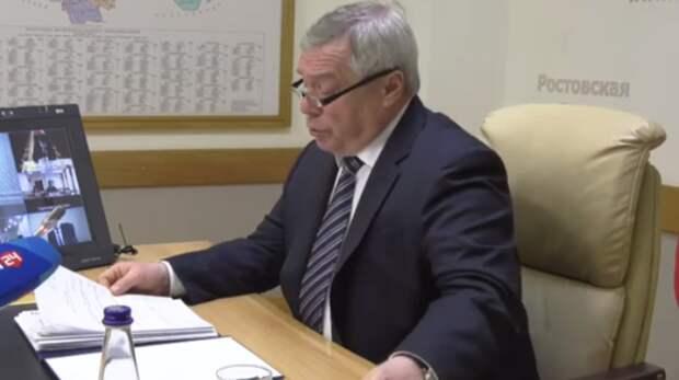 О кадровых изменениях в правительстве Ростовской области заявил губернатор