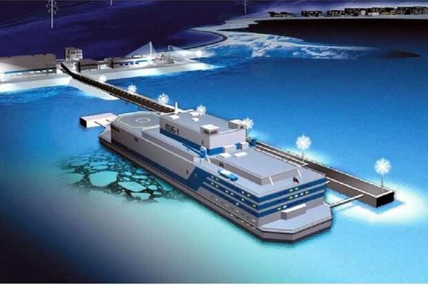 Россия станет лидером строительства малых АЭС