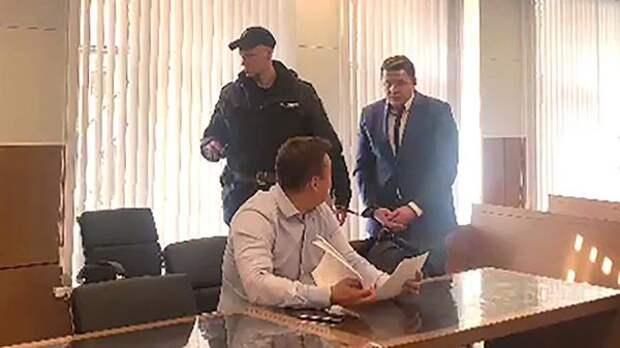 Гендиректор сгоревшей гостиницы «Вечный зов» арестован