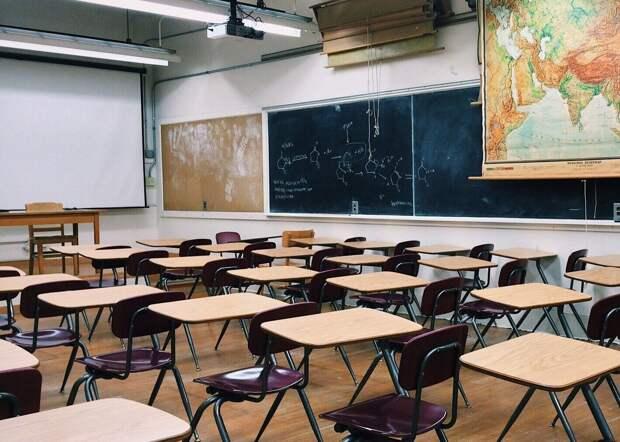 Московские школы закроют на 2 недели