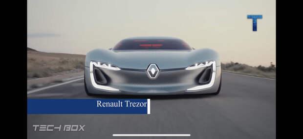 Автомобили будущего, которые реально существуют
