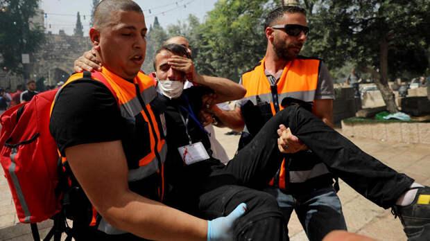 20 палестинцев погибли в результате ударов Израиля по сектору Газа