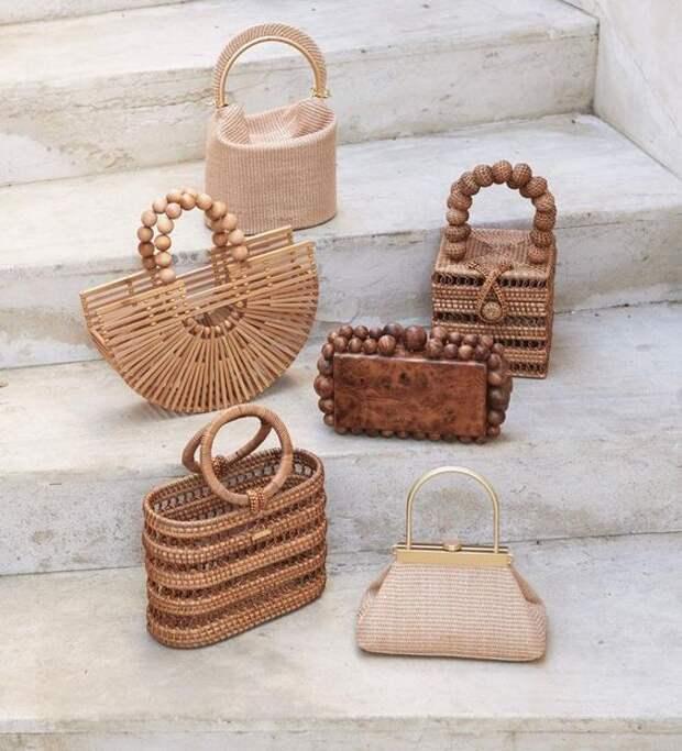 Соломенная сумка – главный летний аксессуар. Как стильно вписать ее в гардероб