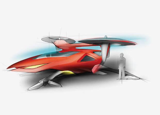 Boeing занялся разработкой электрического вертолета