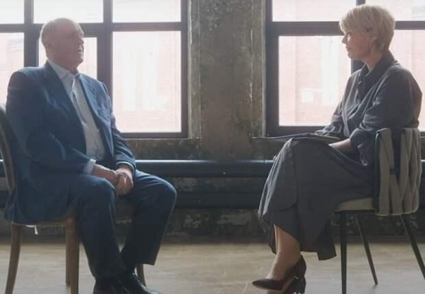 Юлия Меньшова показала последнее интервью с отцом