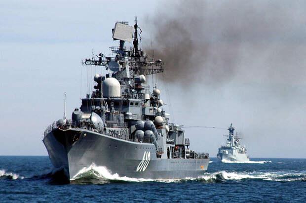 Рождение Балтийского флота связано с победой пехоты над моряками