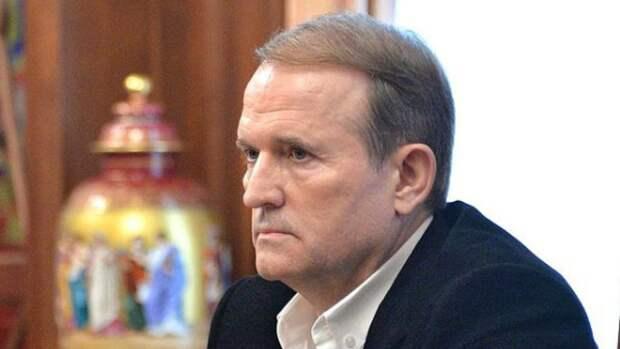 Печерский суд Киева определит меру пресечения Медведчуку 13 мая