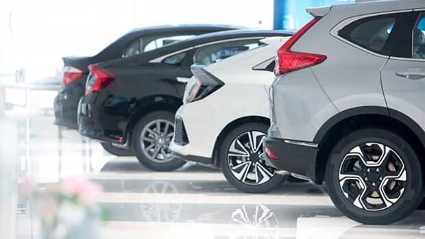 Рынок новых автомобилей в России вырос в первом квартале