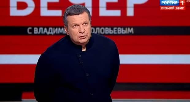 Соловьев напомнил Киеву о глубоком смысле заявлений Путина