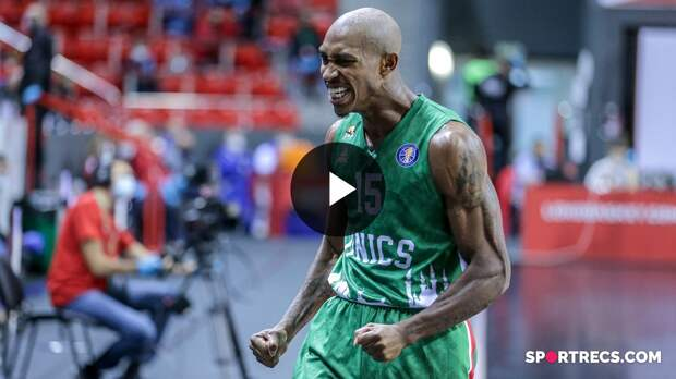 Jamar Smith scored 9 PTS in the Semifinal Game 1 Overtime vs Lokomotiv-Kuban | May 18, 2021