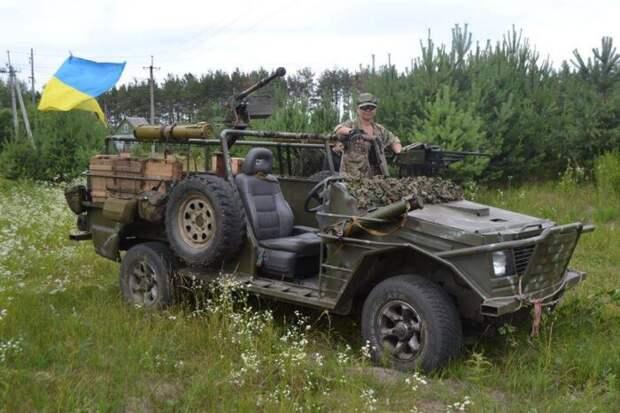 Минобороны Украины нашло название для внедорожника на замену УАЗам