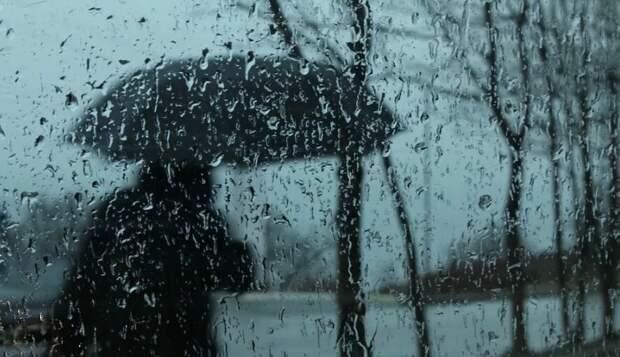 Холодная весна, дождь (иллюстрация из открытых источников)