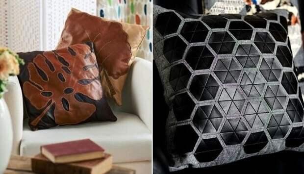 Оригинальные вещи для интерьера из самых простых материалов!