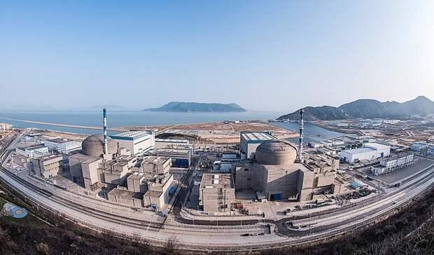 """Китай впервые подтвердил превышение радиации на АЭС """"Тайшан"""""""