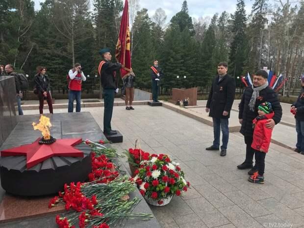 И.о. мэра Михаил Ратнер: Парад Победы в Томске может пройти летом