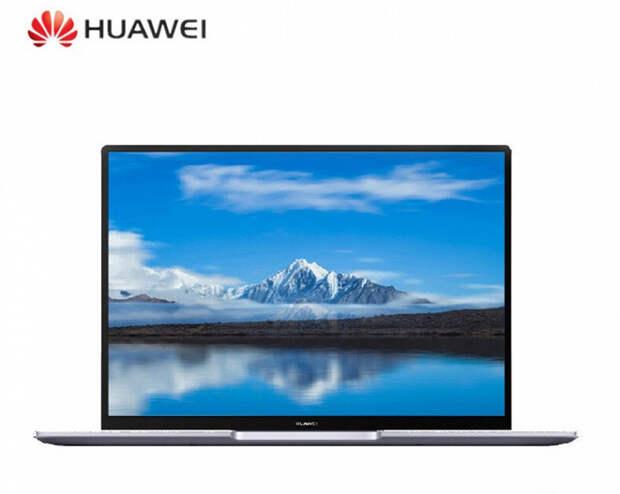 Huawei выпустила ноутбук с «сердцем» смартфона и возможностью установки HarmonyOS