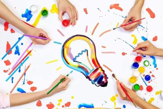 Творчество как самый необходимый навык современного человека