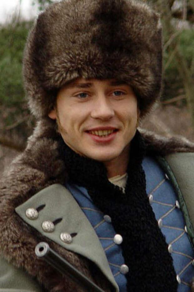 Дмитрий Исаев в сериале «Бедная Настя»