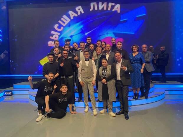 Нижегородская команда КВН «Росы» прошла в 1\4 Высшей лиги КВН