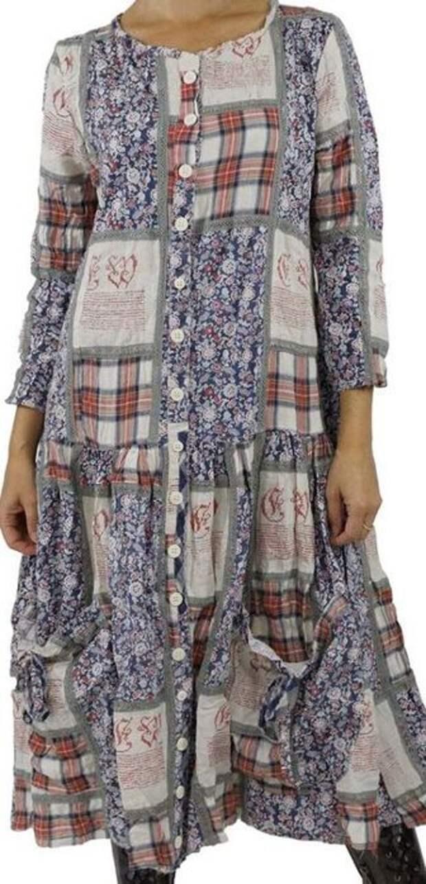 Переделки одежды в стиле бохо