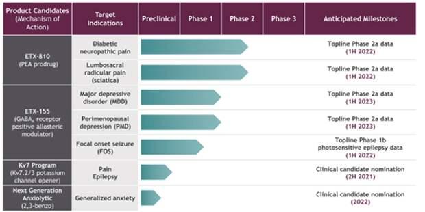 IPO Eliem Therapeutics: борьба со стрессом, депрессией и даже эпилепсией