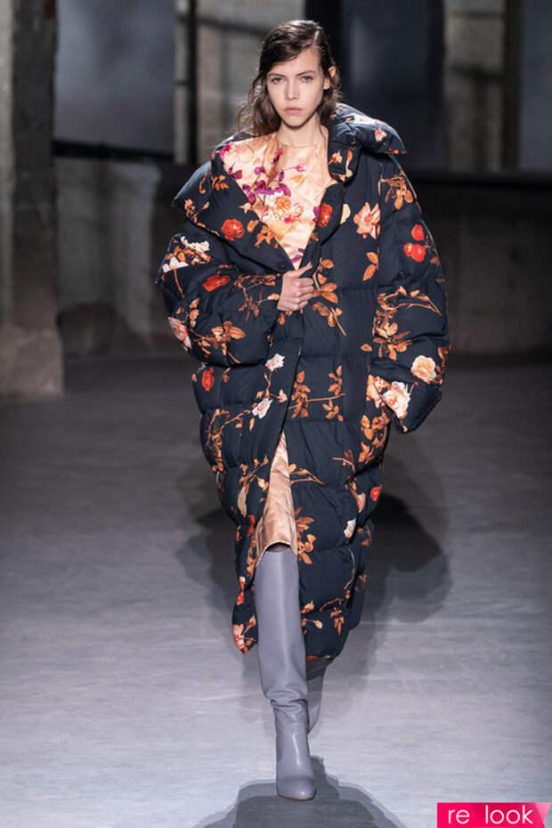 Тепло и модно: пуховики зимы 2019-2020