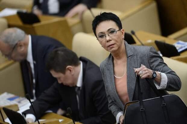В Москве простились с Ларисой Шойгу