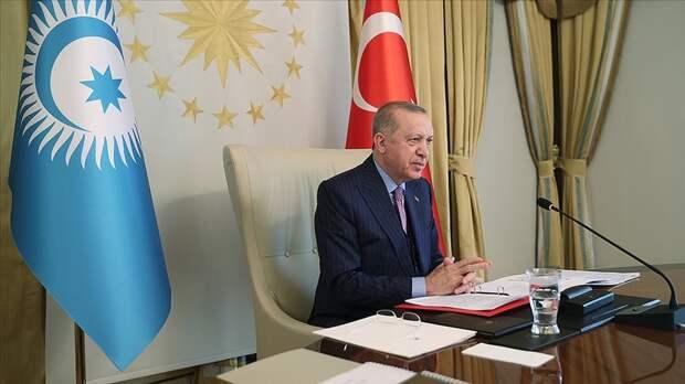 Визит в Нагорный Карабах анонсировал Эрдоган