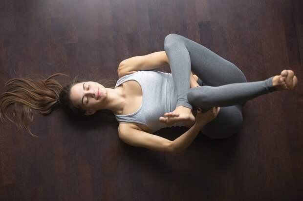 как снять нервное напряжение стресс