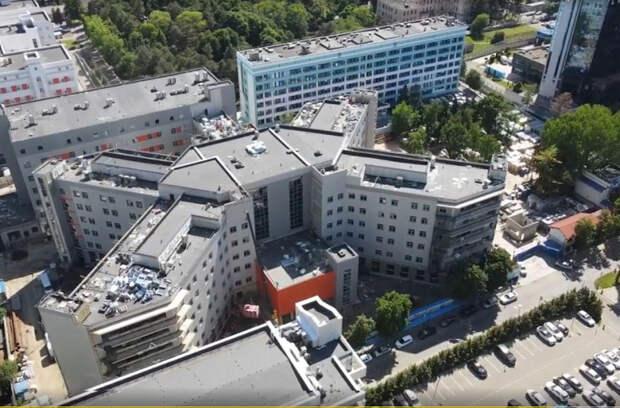 Кубани выделят более 3,3 миллиарда на продолжение строительства больниц