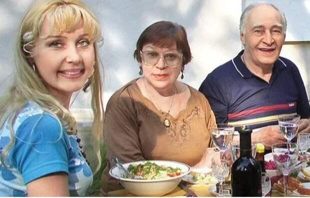 Тихонов: «Меня предала жена, а потом и дочь»