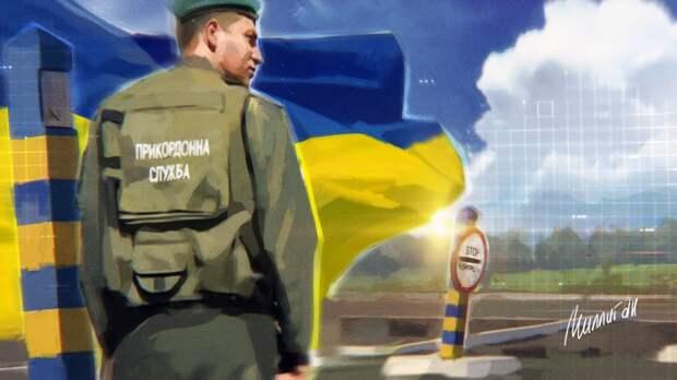 Украинский пограничник остроумно ответил немцу на вопрос о войсках РФ в Крыму