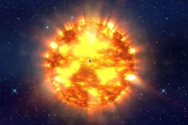 Чем это грозит землянам взрыв звезды Бетельгейзе?