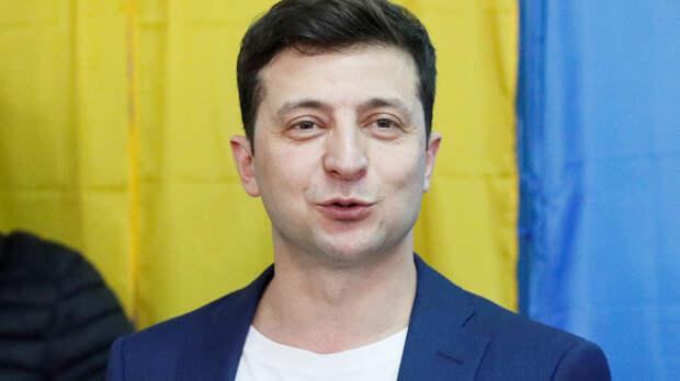 «Зеленского на нары»: националисты обвинили главу Украины в предательстве