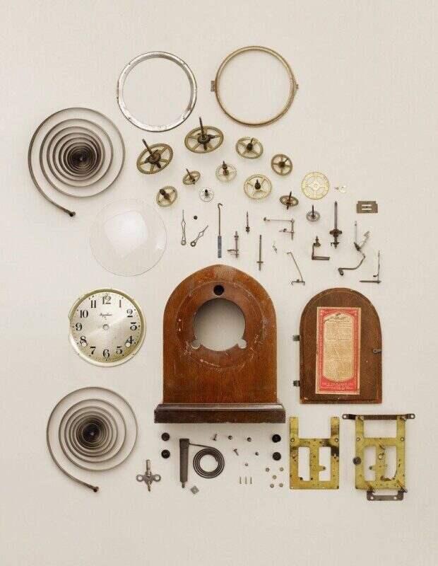 25 вещей, распотрошенных допоследней детали