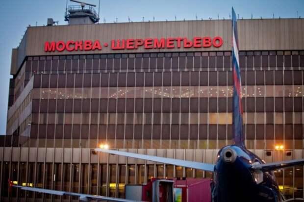 В Москве совершил аварийную посадку самолет из Сочи
