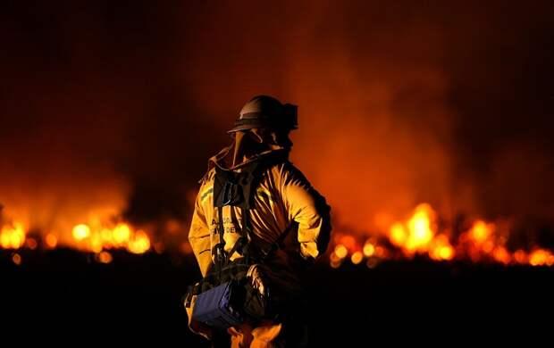 Пожарные приехали на вызов и столкнулись с необъяснимым явлением