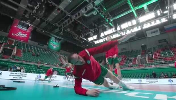 Сербский доигровщик покидает новосибирский волейбольный «Локомотив»