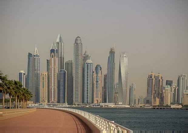 О плюсах и минусах Дубая
